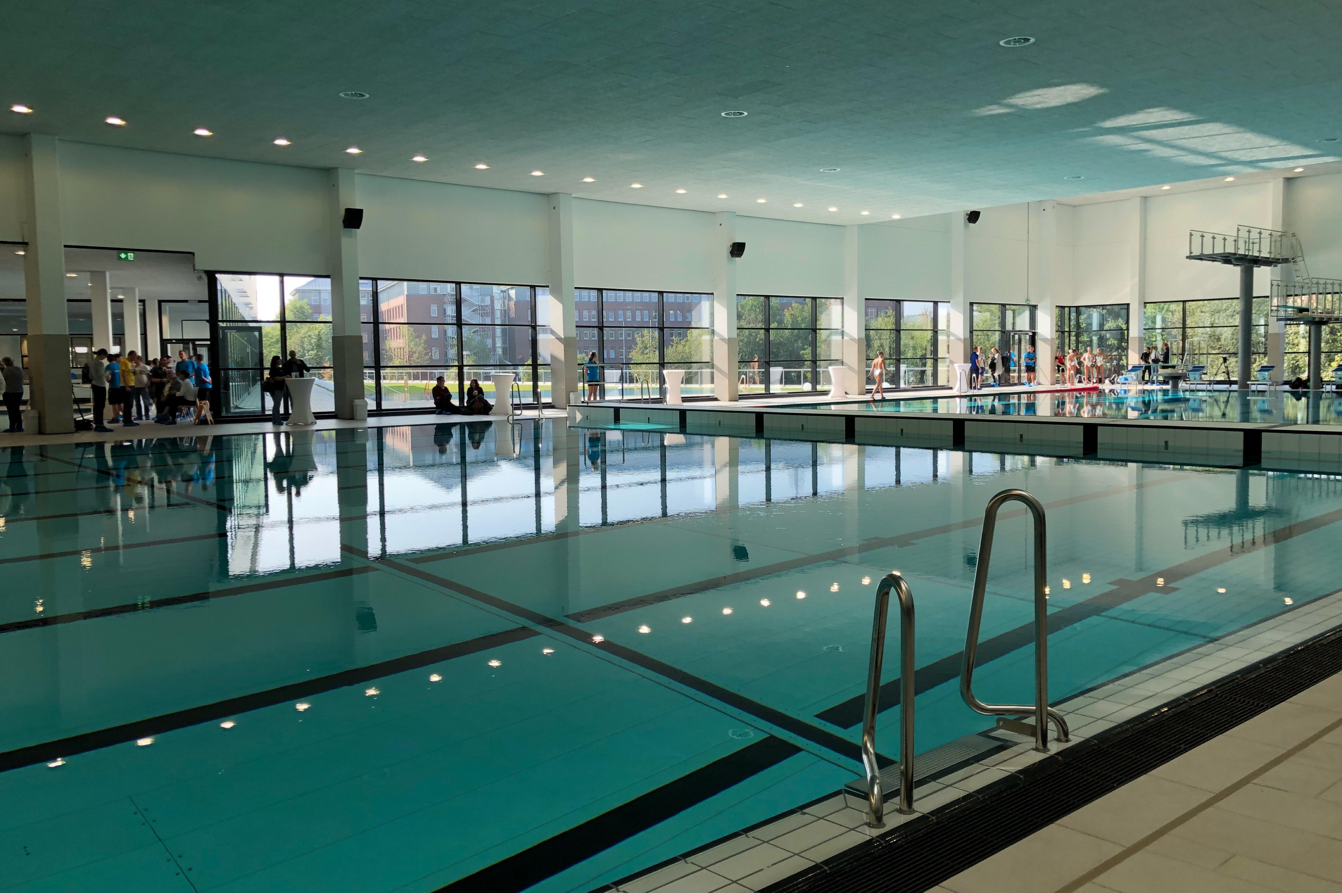 Leistungszentrum-Schwimmen